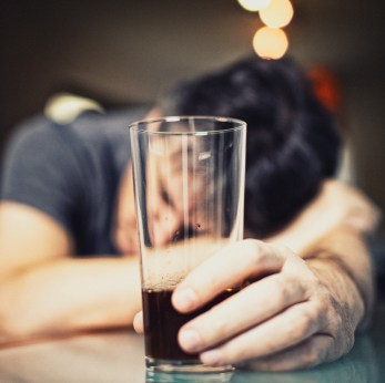 Risks associated with heavy drinking
